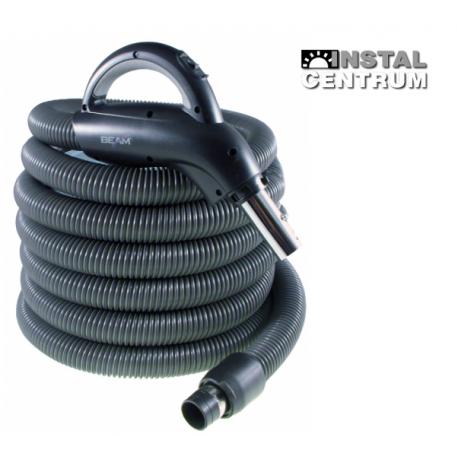 Wąż ssący 10m PROGRESSION z włącznikiem w rączce