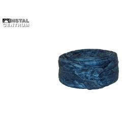 Pokrowiec na wąż Zipper niebieski