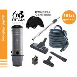 Odkurzacz SC 355 PLATINUM + akcesoria PROGRESSION - Promocja 10 lat gwarancji