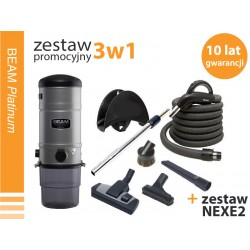 Zestaw SC 335 + akcesoria NEXE + NEXE2 - promocja 10 lat gwarancji